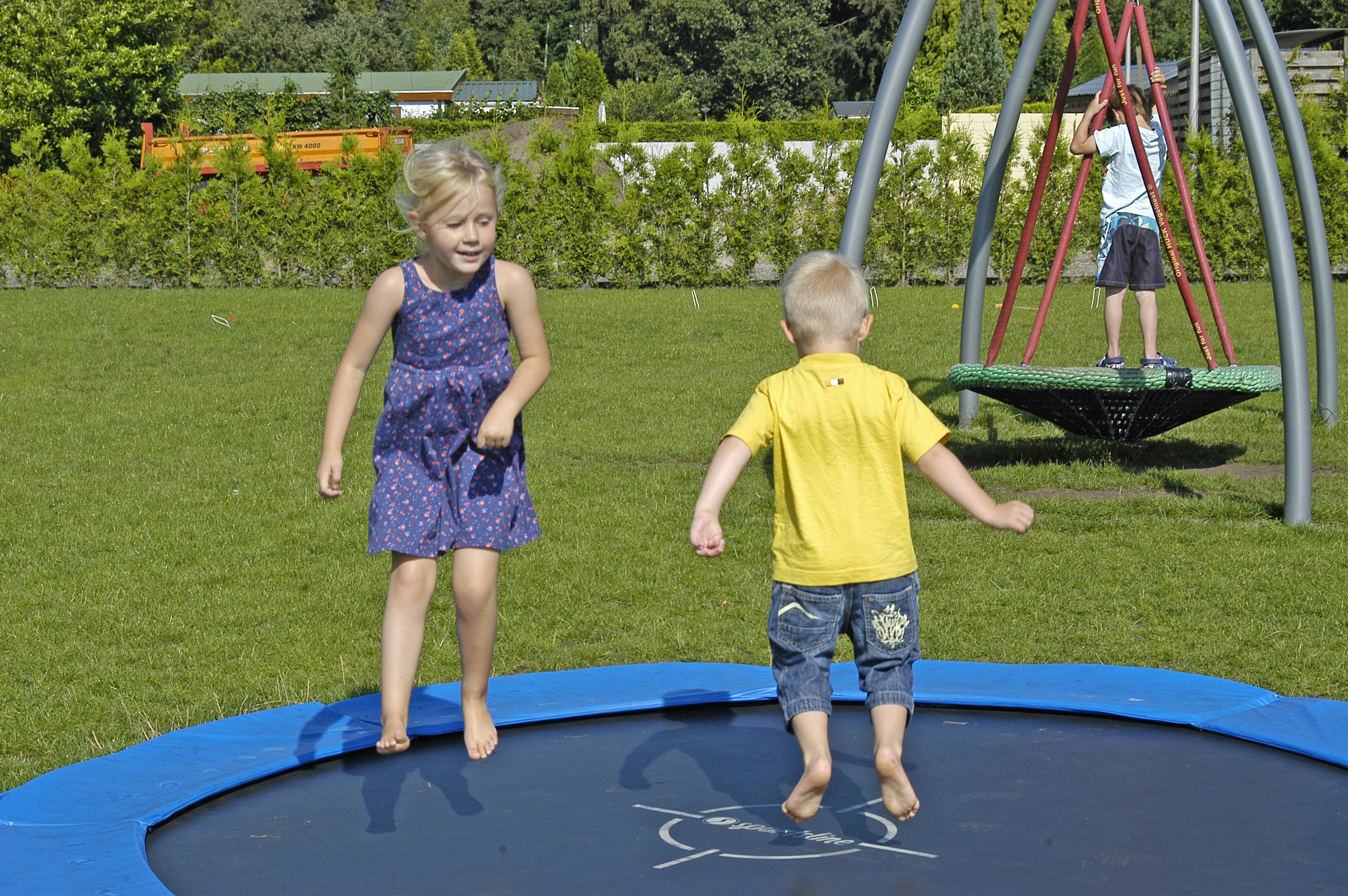 Faciliteiten Camping Jacobus Hoeve